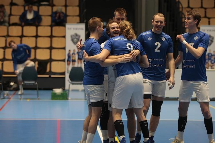 FEIRET FINALE: TIF Viking vant semifinalen og spiller finale i dag.