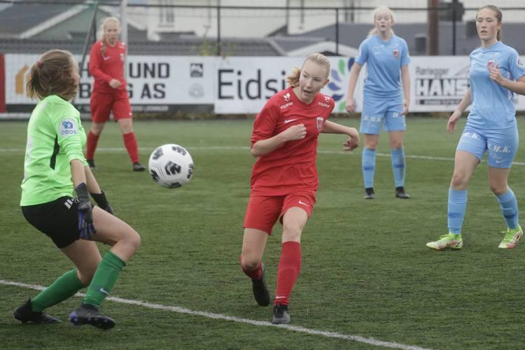 17-1: Hordaland knuste all motstand på Hamar. (Foto: Jan Ove Årsæther)